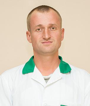 Начальник цеху приймання молока та цеху згущення - ДОВБНЯ<br/> Руслан Іванович