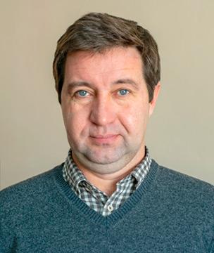 Начальник сировинного відділу - МОРГУН<br/> Валерій Васильович